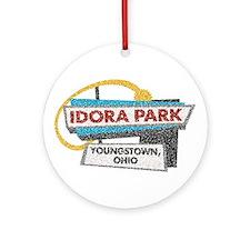 Idora SIGN #1 Ornament (Round)