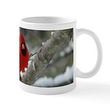 Cardinal Winter Mug