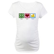 Peace Love Ducks Shirt