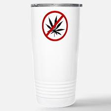 Anti Pot Travel Mug