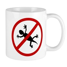 Anti Geckos Mug