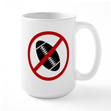 Anti Football Mug