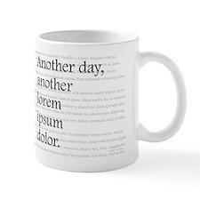 Another Lorem Ipsum Dolor - Small Mug
