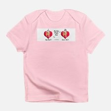 Husky Father's Day Infant T-Shirt
