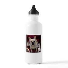 French Bulldog Mother & Puppi Water Bottle