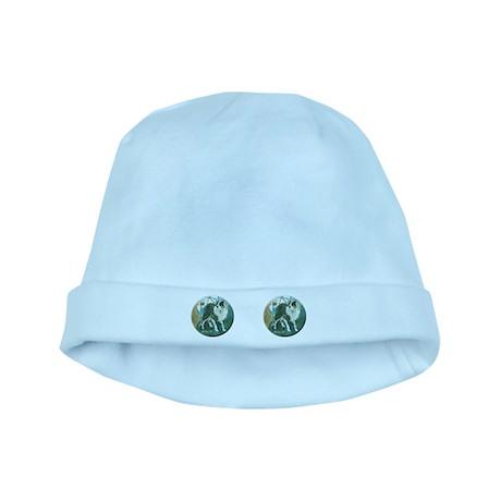 Misty the Aussie baby hat