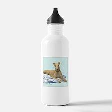 Clarice the Greyhound Water Bottle
