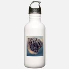 Emmet the Pug Water Bottle