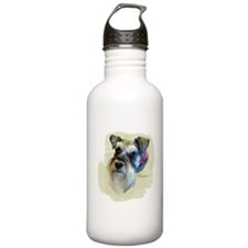 Billi the Schnauzer Water Bottle