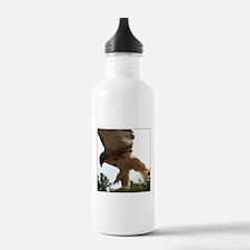 Ostara, Red Tailed Hawk Landi Water Bottle