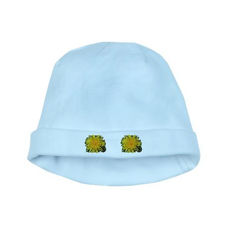 Dandylion baby hat