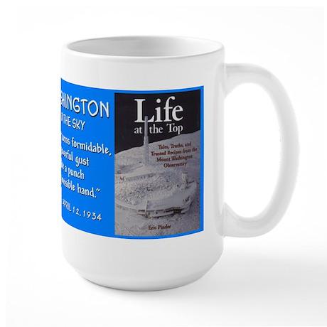 Mount Washington Observatory Large Mug