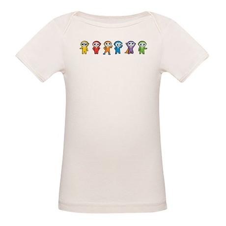 """""""Habit Trackers"""" Organic Baby T-Shirt"""