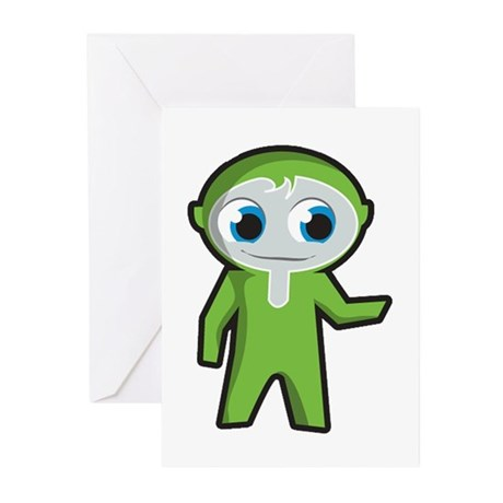 """""""Chewy"""" Greeting Cards (Pk of 10)"""