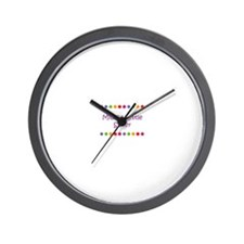 Middle Little Sister Wall Clock