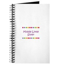 Middle Little Sister Journal