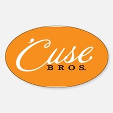 """'""""Cuse Brothers"""" Decal"""