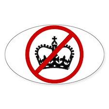 Anti Crowns Decal