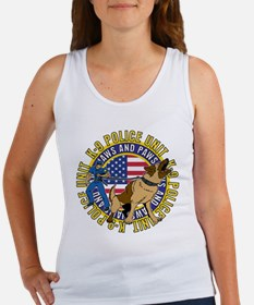 K9 Jaws and Paws Women's Tank Top
