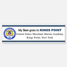 My SON Goes to KP Sticker (Bumper)