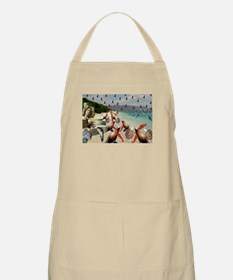 The Lobster Quadrille Apron