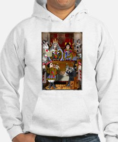 Who Stole The Tarts? Hoodie