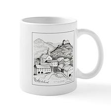 Castle of Tarasp Mug