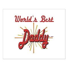 Starburst Daddy Posters