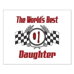 Racing Daughter Posters