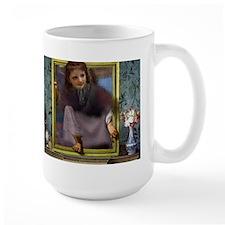 Through The Looking Glass Mug