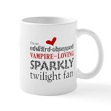 Sparkly Twilight Fan Mug