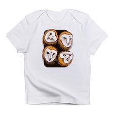 Design 3: The Owlets Infant T-Shirt