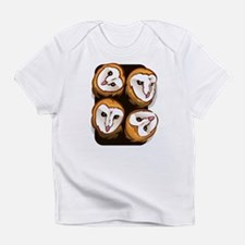 Design 3: The Owlets Infant T-Shirt