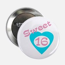 Sweet (16) Sixteen Button