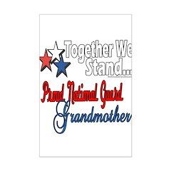 National Guard Grandma Posters