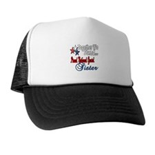 National Guard Sister Trucker Hat