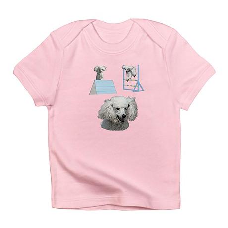 Run Poodle Run Infant T-Shirt