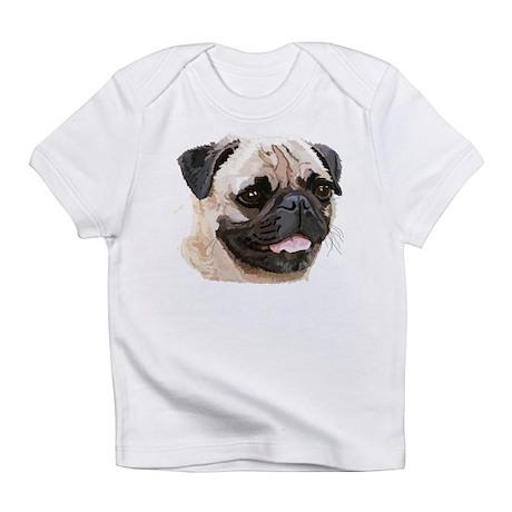 Pug Dog Infant T-Shirt