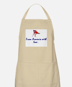 From Armenia with Love BBQ Apron