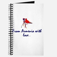 From Armenia with Love Journal