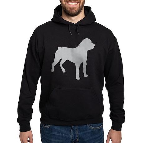 Rottweiler Shadow Hoodie (dark)