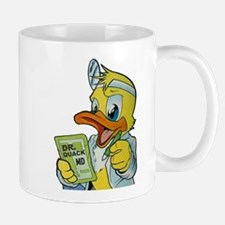 Quackery the Duck, MD Mug