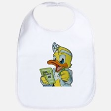 Quackery the Duck, MD Bib