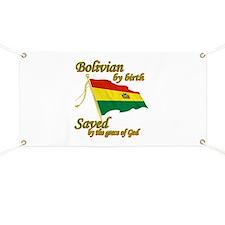 Bolivian by birth Banner