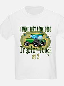 Tractor Tough 2nd T-Shirt