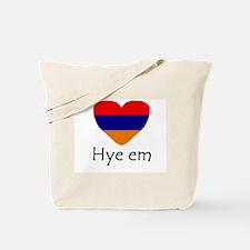 Hye em Tote Bag