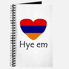 Hye em Journal