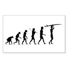 Surfing Evolution Decal