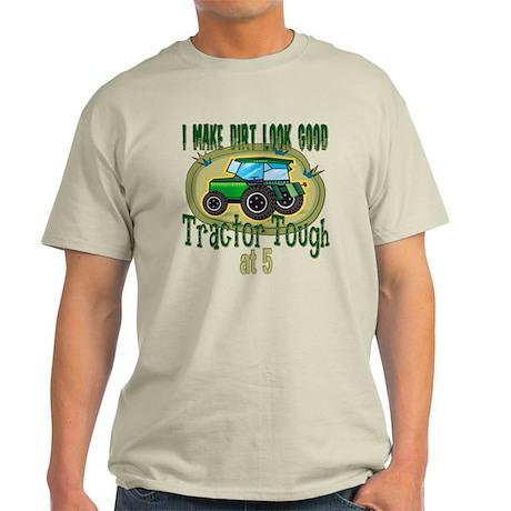 Tractor Tough 5th Light T-Shirt