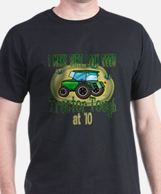 Tractor Tough 10th T-Shirt